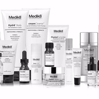 Medik8 treatment procedures